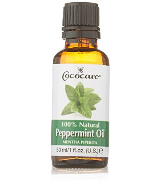 [Cococare] PEPPERMINT OIL,100% NAT