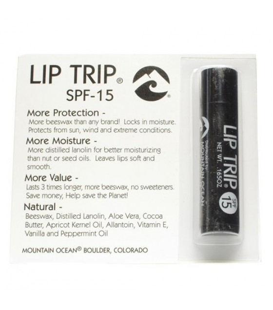 [Mountain Ocean] Lip Care Lip Trip SPF 15