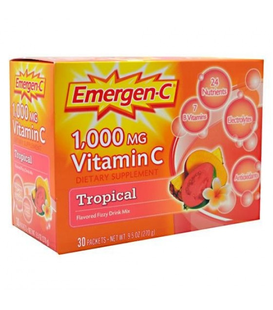[Emergen C]  Tropical