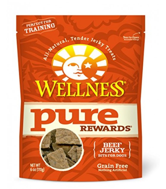 [Wellness] Dog Treats Pure Rewards, Beef
