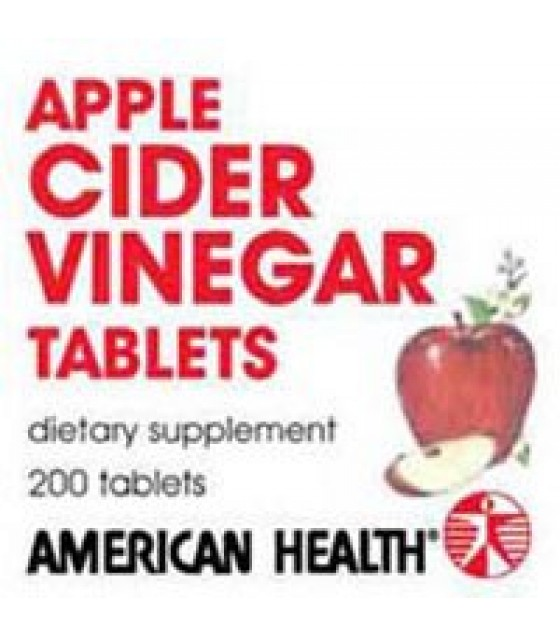 [American Health]  Apple Cider Vinegar