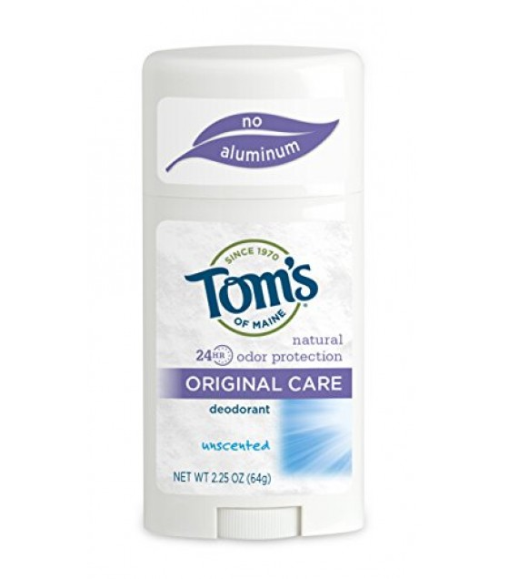 [Tom`S Of Maine] Deodorant Stick, Unscented