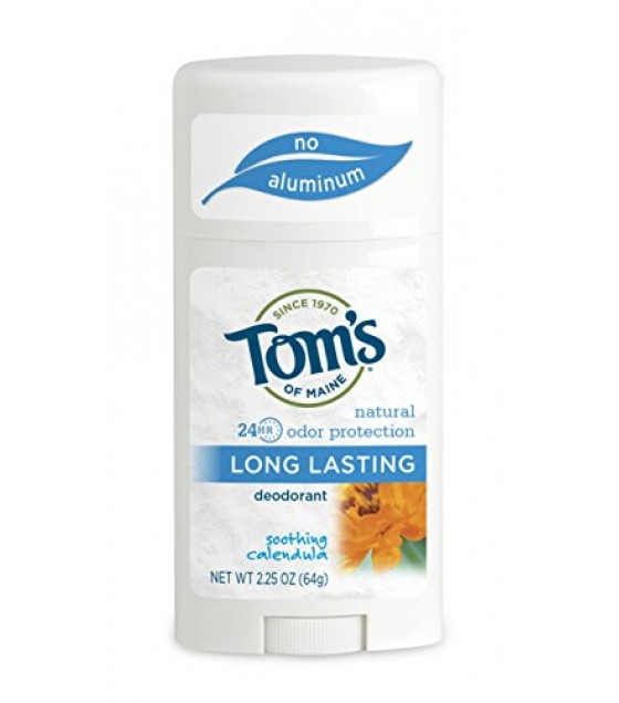 [Tom`S Of Maine] Deodorant Stick, Sensitive Skin, Calendula