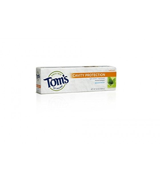 [Tom`S Of Maine] Toothpaste w/Fluoride Spearmint