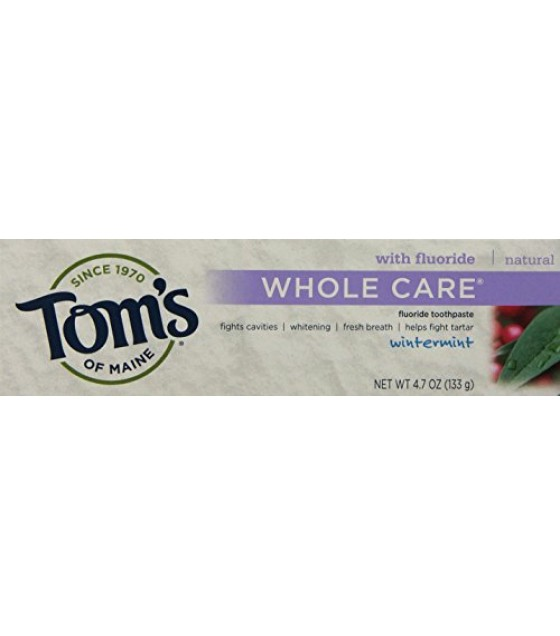 [Tom`S Of Maine] Whole Care Toothpaste Wintermint