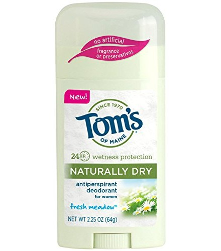 [Tom`S Of Maine]  Deodorant Stick,Fresh Meadow,DryStk