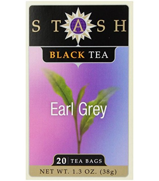 [Stash Tea] Black Teas Earl Grey