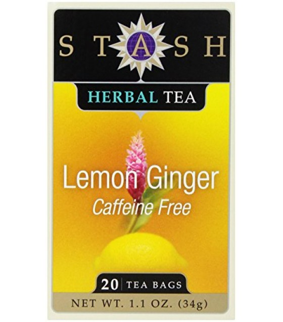 [Stash Tea] Teas Specialty Tea Lemon Ginger