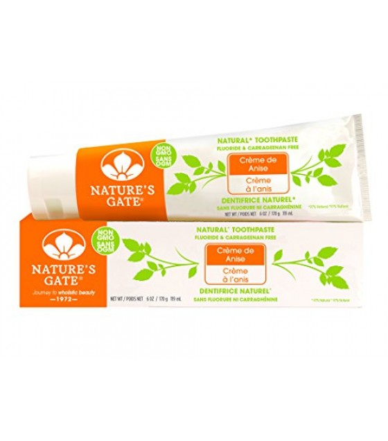 [Nature`S Gate] Herbal Toothpaste Creme de Anise