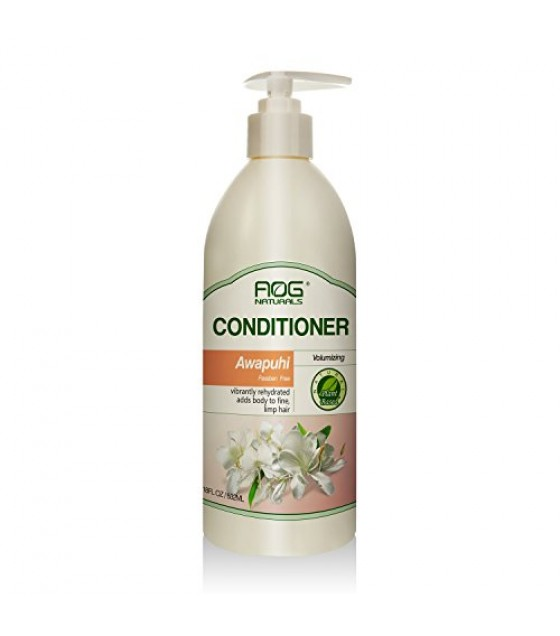 [Nature`S Gate] Rainwater Herbal Hair Care Conditioner, Awapuhi Volumizing