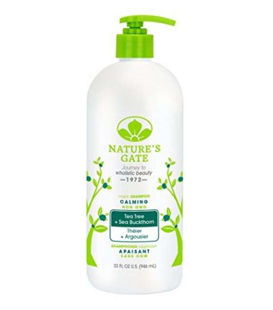 [Nature`S Gate] Herbal Hair Care Tea Tree Calming Shampoo