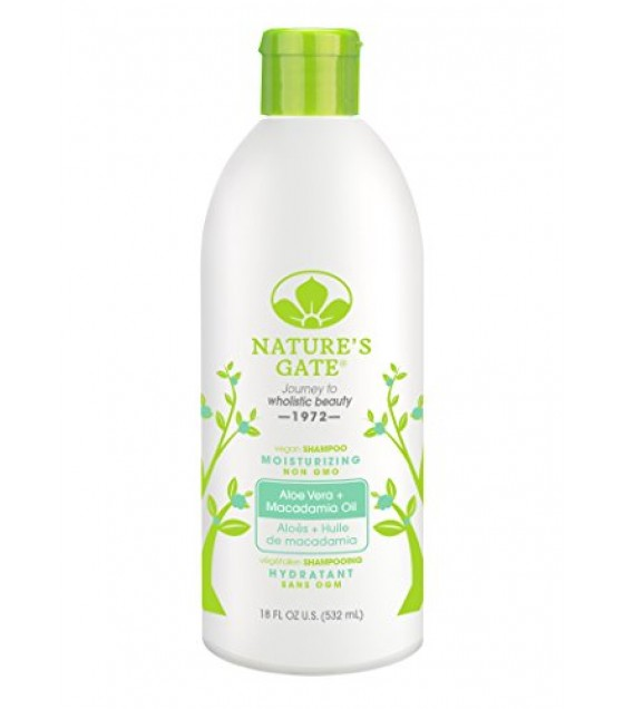 [Nature`S Gate] Herbal Hair Care Shampoo, Aloe Vera/Moisturizing