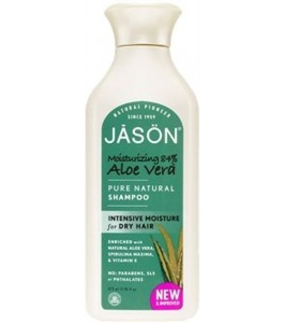 [Jason Natural Cosmetics] Pure & Natural Shampoo Moisture 84% AloeVera