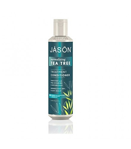 [Jason Natural Cosmetics] Specialty Haircare Conditioner, Tea Tree Oil Therapy