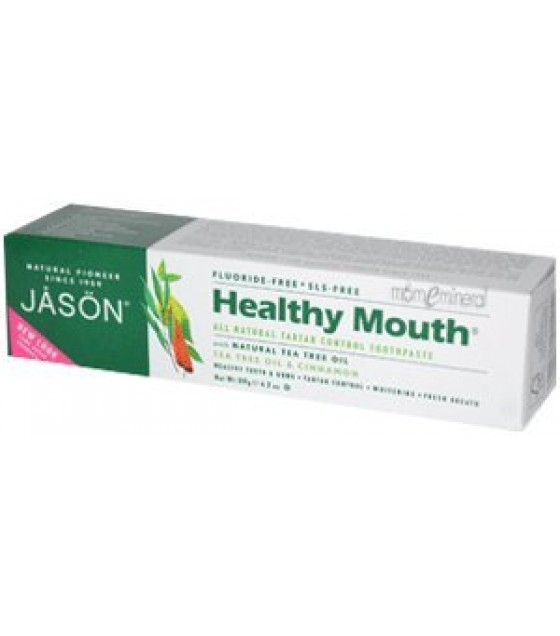 [Jason Natural Cosmetics] Oral Care Toothpaste, Healthy Mouth