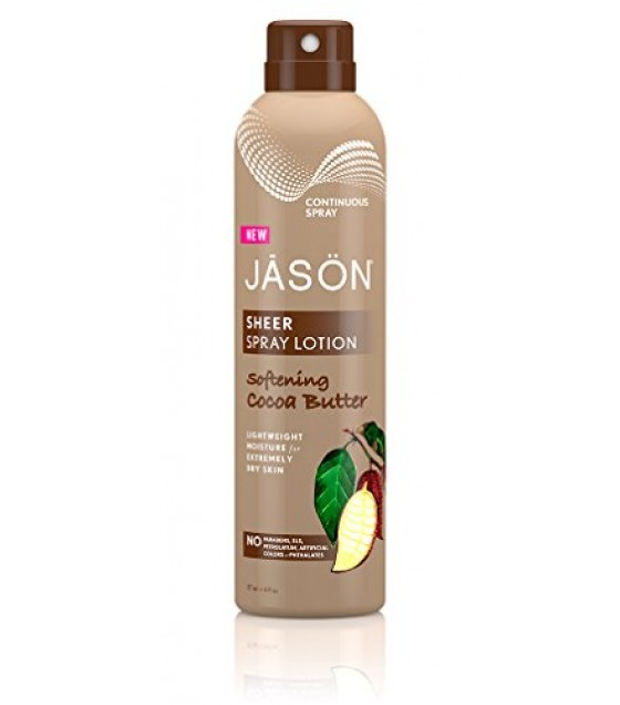 [Jason Natural Products] SPRY LTN,SHEER,COCA BTR