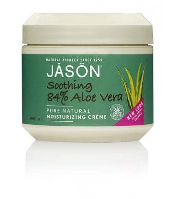 [Jason Natural Cosmetics] Face Cream Aloe Vera 84% Creme w/Vitamin E