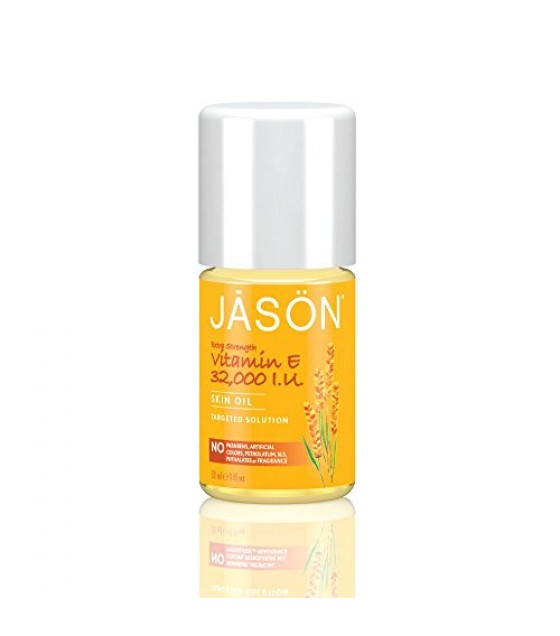[Jason Natural Cosmetics] Beauty Oils Vitamin E, 32,000 IU