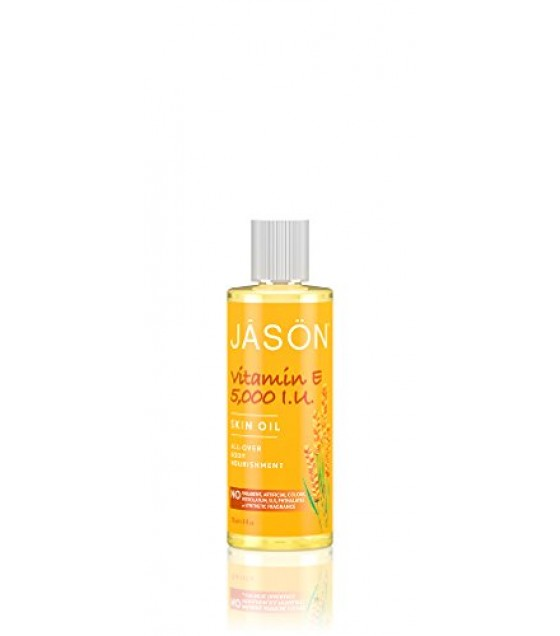 [Jason Natural Cosmetics] Beauty Oils Vitamin E, 5,000 IU