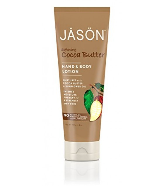 [Jason Natural Cosmetics] Natural Hand & Body Care Cocoa Lotion