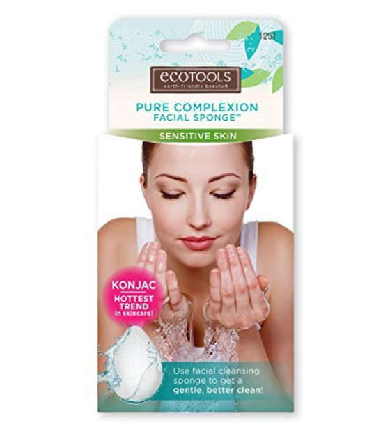 [Eco Tools]  Sponge,Sensitive Complexion