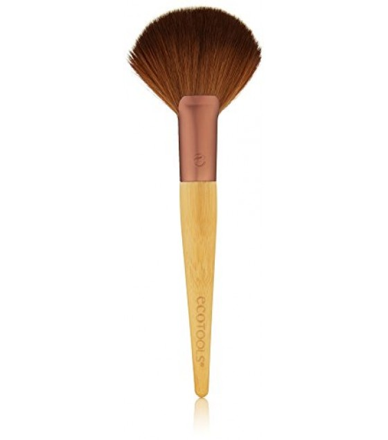 [Eco Tools]  Deluxe Fan Brush