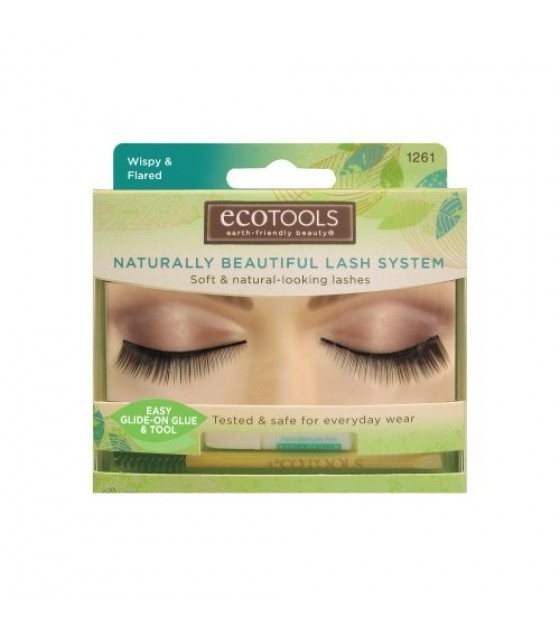 [Eco Tools] Naturally Beautiful Lash System Wispy & Flared