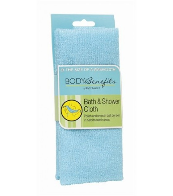 [Body Benefits] Cleaning & Exfoliating Accessories Cloth, Bath & Shower