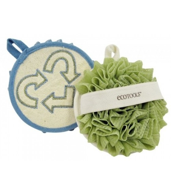 [Eco Tools]  Loofah Cleansing Pad