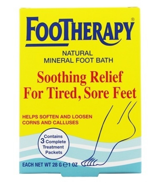 [Queen Helene] FOOTHERAPY MNRL SLT,TRIAL