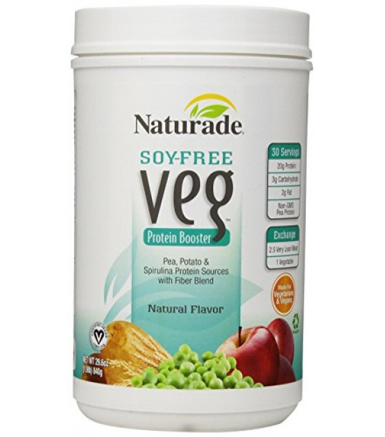 [Naturade Products, Inc.] Protein Powders Vegetable, Soy Free