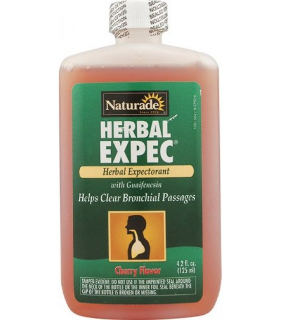[Naturade Products, Inc.] Specialty Formulas Herbal Expectorant