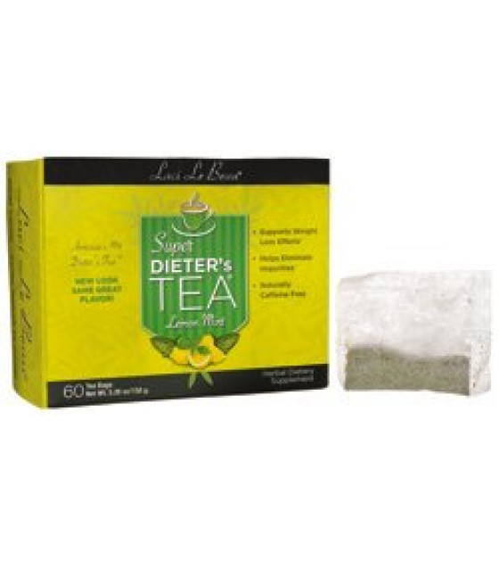 [Laci Le Beau] Dieter`s Tea Value Packs Lemon Mint