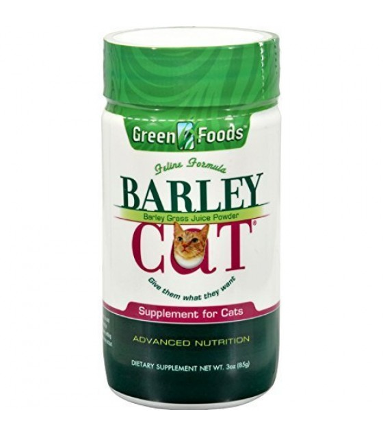 [green Foods] Barley Cat