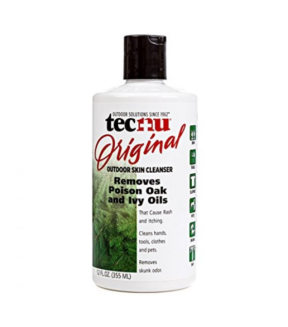 [Tecnu]  Poison Oak & Ivy Cleanser
