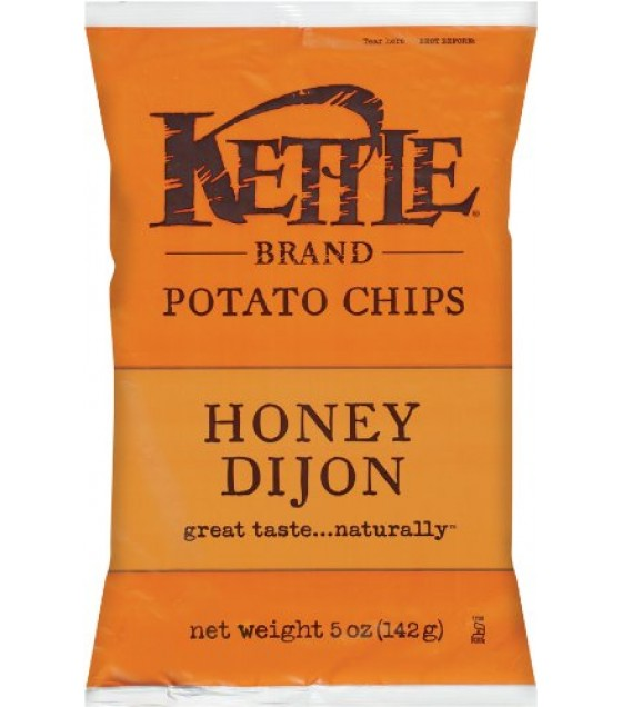 [Kettle Brand] Potato Chips Honey Dijon