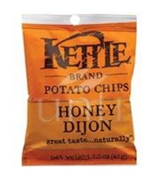 [Kettle Brand] Snack Sizes Chips, Honey Dijon