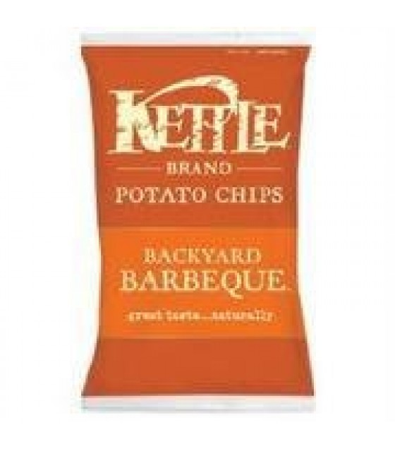 [Kettle Brand] Snack Sizes Chips, Backyard Barbeque