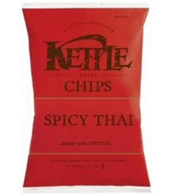 [Kettle Brand] Potato Chips Spicy Thai