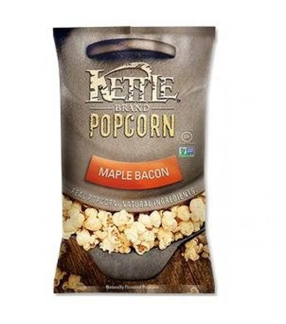 [Kettle Brand] Pre-Popped Popcorn Maple Bacon