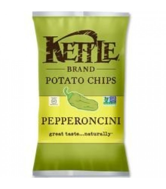 [Kettle Brand] Potato Chips Pepperoncini
