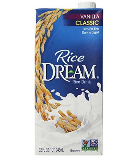 [Imagine Foods] Rice Dream Beverage Vanilla