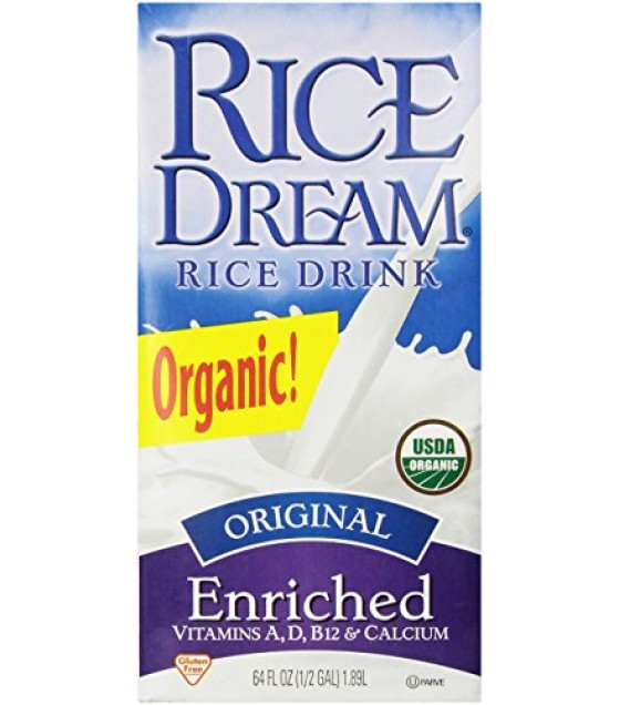 [Rice Dream] Enriched Rice Beverage Original  At least 95% Organic