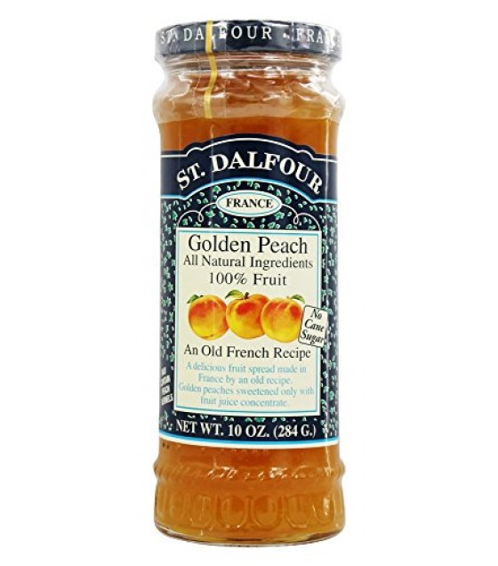 [St. Dalfour] Conserves Peach, Golden