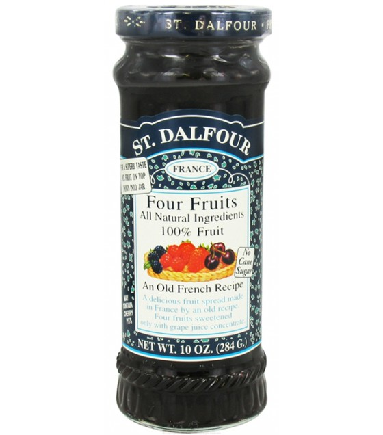 [St. Dalfour] Conserves Conserve, Four Fruits