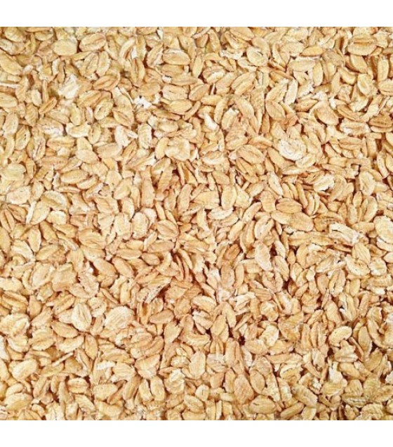 [Grains]  Kamut Flakes, Rolled  100% Organic