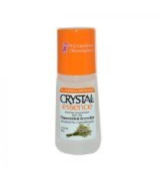 [Crystal] Crystal Essence Roll On Chamomile & Green Tea