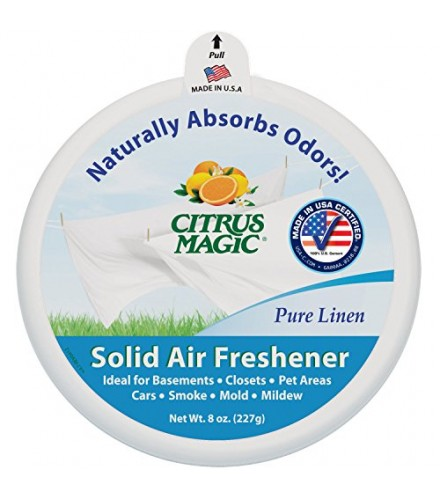 [Citrus Magic] Solid Odor Absorbers Pure Linen