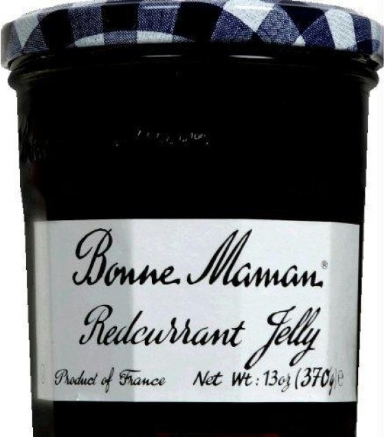 [Bonne Maman] Preserves/Honey/Syrups Jelly, Red Currant