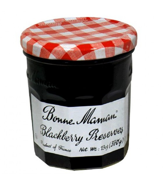 [Bonne Maman] Preserves/Honey/Syrups Preserves, Blackberry